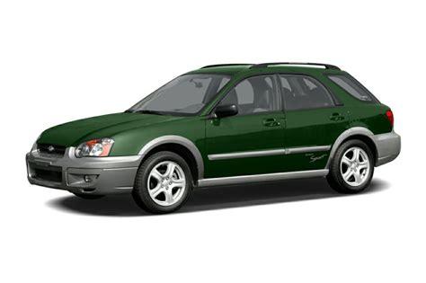 2004 Subaru Impreza Outback Sport Information
