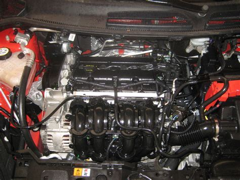 ford fiesta duratec  engine spark plugs replacement