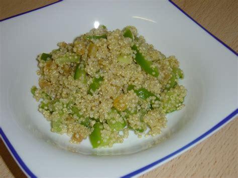 cuisiner le quinoa taboulé de quinoa impros culinaires végétaliennes