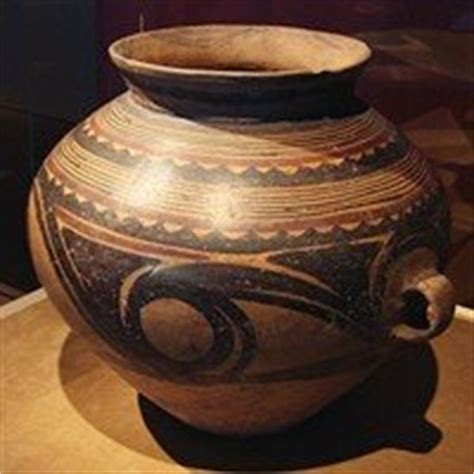 neolithic art  china characteristics history cultures