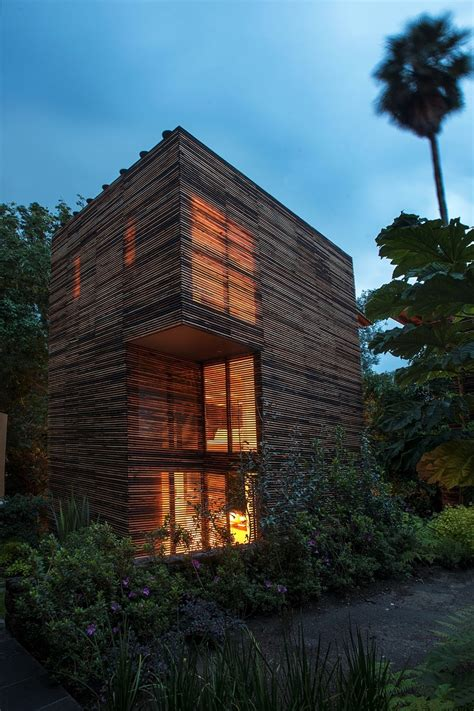 exotic complex  wooden houses icreatived