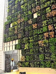 Green, Wall, At, Hotel, Michael, Sentosa