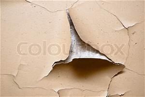 Risse In Wand : braune wand mit putz risse zeit stock foto colourbox ~ Eleganceandgraceweddings.com Haus und Dekorationen