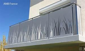 Brise Vue Décoratif : garde corps brise vue d coratif atelier m canique du bassin ~ Preciouscoupons.com Idées de Décoration