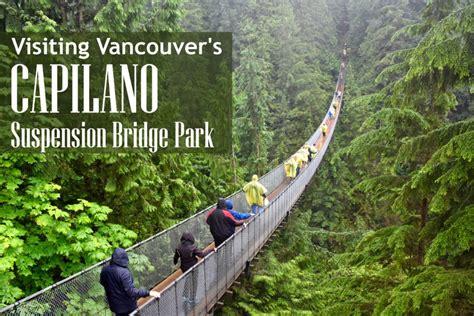 set cuisine review of attractions at capilano suspension bridge park