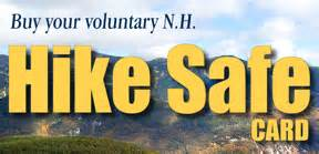 Nh Boating License Questions by Buy Hike Safe Card Avoid Repaying Rescue Costs