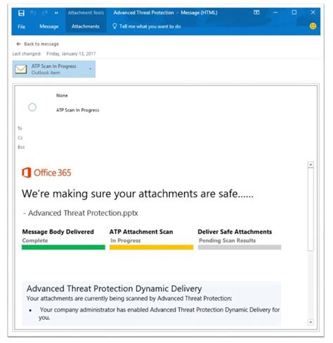 Office 365 Mail Protection by Advanced Email Protection With Office 365 Advanced Threat