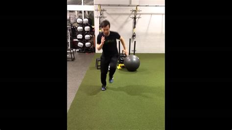 Single Leg Pogo Jumps - YouTube