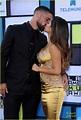 Becky G Kisses Boyfriend Sebastian Lletget at Latin AMAS ...