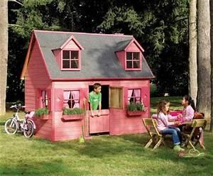 Maison Pour Enfant : atelier rue verte le blog cabanes de jardin pour enfants ~ Teatrodelosmanantiales.com Idées de Décoration