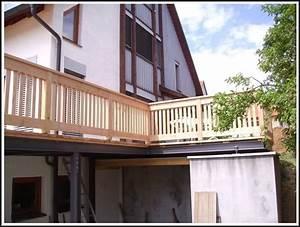 Balkon Handlauf Holz : balkon aus glas und holz balkon house und dekor ~ Lizthompson.info Haus und Dekorationen
