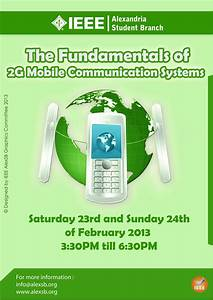 U0026quot The Fundamentals Of 2g Mobile Communication System