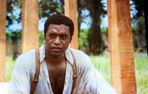 ILCE MARINHO: O Filme 12 Anos De Escravidão