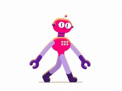 Robot Animation Walk Ai Cycle Mr Incredible