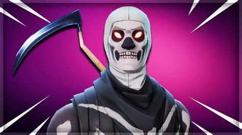 Skull Trooper Fortnite Cool Wallpaper