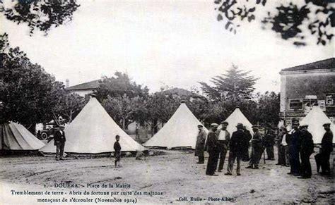 douera dou 233 ra suite tremblement de terre de novembre 1924