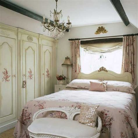 romatic design shabby chic bedroom interiorholiccom