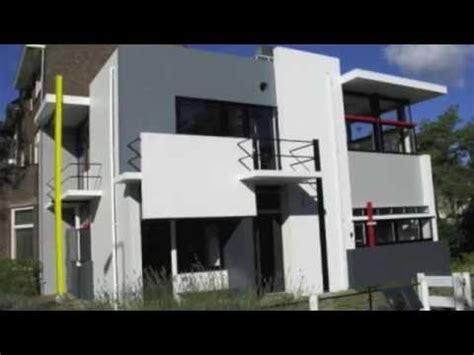 Architecture 101  Schroder House Youtube
