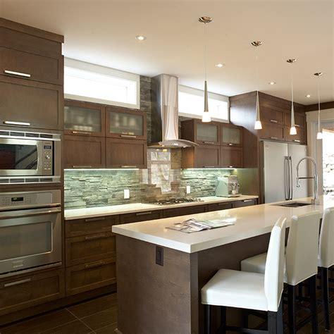image de cuisine contemporaine cuisines beauregard cuisine réalisation 308 cuisine