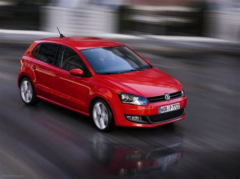 Volkswagen Polo Picture by 2010 Volkswagen Polo Car Pictures 06 Of 20