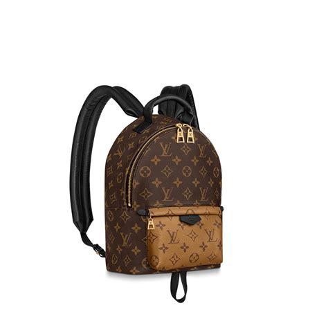palm springs pm monogram reverse canvas handbags louis vuitton