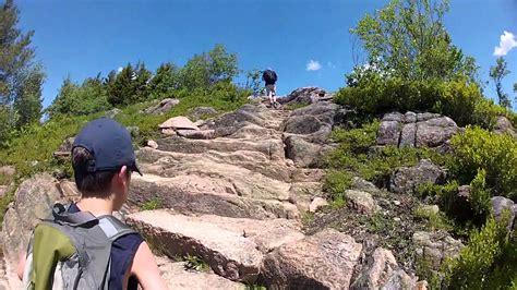 hiking maine acadia mountain portland trails near flavorverse usa