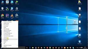 How To Open The Control Panel In Windows 10