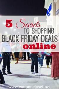 Black Friday Online Shops : 5 secrets to saving big on black friday online deals coupon closet ~ Watch28wear.com Haus und Dekorationen