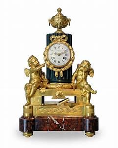 Pendule à Poser : a late louis xv ormolu and bronze mantel clock by osmond paris circa 1770 ~ Teatrodelosmanantiales.com Idées de Décoration