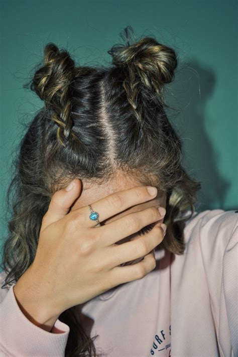 25 Best Ideas About French Braid Buns On Pinterest
