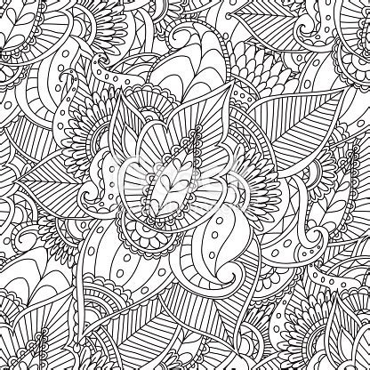 coloring pages  adultsdecorative hand drawn doodle