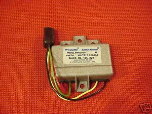 motorola alternator voltage regulator 8rh2029