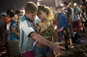 The World Cup is 'God's gift' to Brazil's single ladies ...