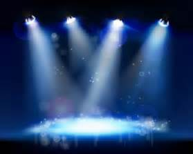 Spotlight Stage Vector Free