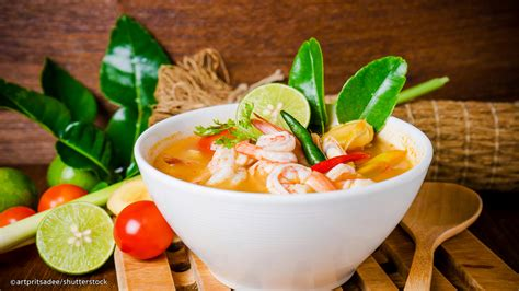 cuisine thaï tom yam goong top 10 best food in phuket