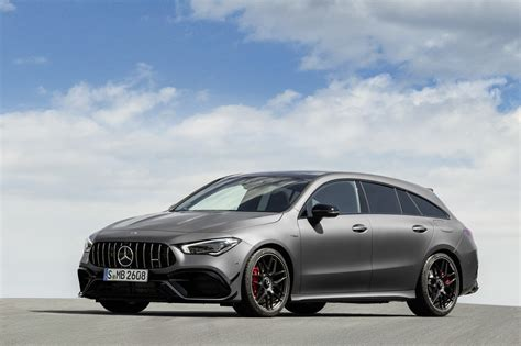 Pricing and which one to buy. 2020 Mercedes-AMG CLA 45 Shooting Brake Revealed as Sexy ...