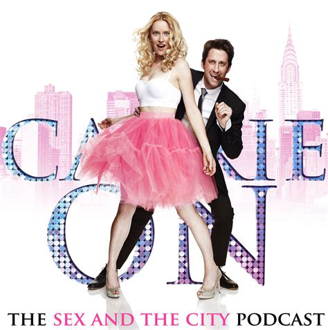 Carrie On The Sex And The City Podcast