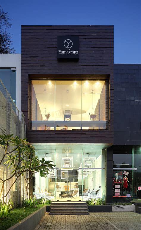 yamakawa rattan showroom sidharta architect archdaily