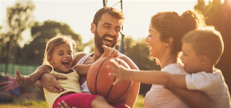 Family fitness tips: 6 ways to stay active together ...