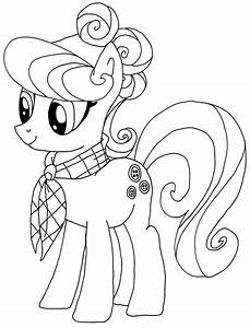 my little pony diamond tiara coloring pages With pony programmer