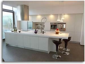Deco Cuisine Ikea : modele de cuisine avec ilot central ikea ~ Teatrodelosmanantiales.com Idées de Décoration