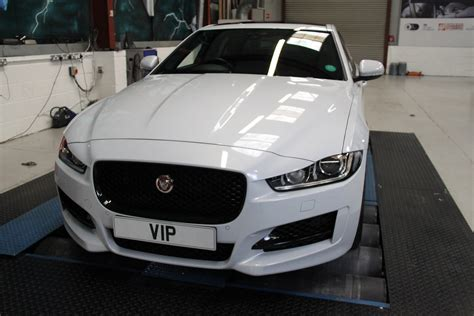 Jaguar Xe Modification by The Jaguar Xe Tuning And Styling Enhancements From Vip Design