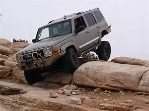 Jeep Commander At Moab  U2026