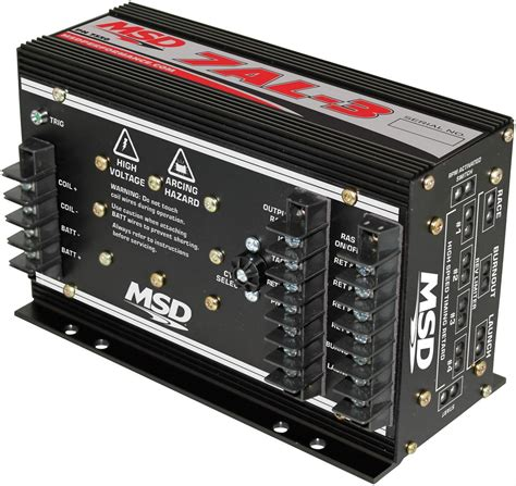 Msd 7al 3 Wiring by Msd 7al 3 Ignition Box Analog Captive Discharge