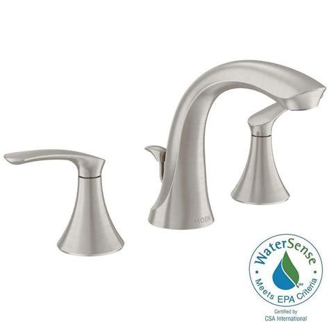 Moen Darcy Faucet 84550 by Moen Darcy 8 In Widespread 2 Handle Bathroom Faucet