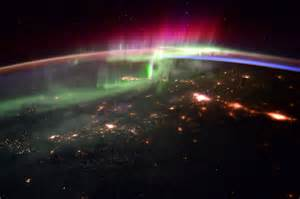 Picture of the Day: Aurora Borealis Over the Pacific ...