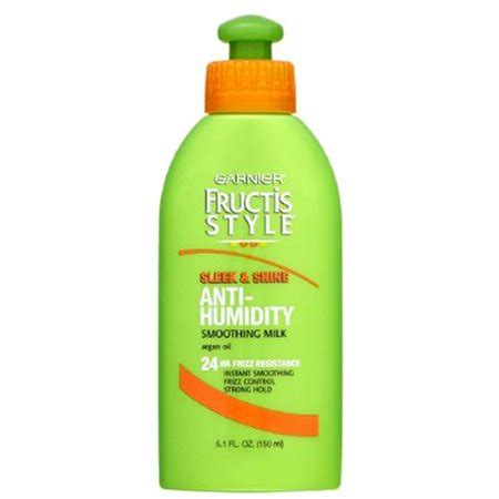 garnier fructis style sleek and shine anti humidity hair spray garnier fructis style sleek shine anti humidity 9017