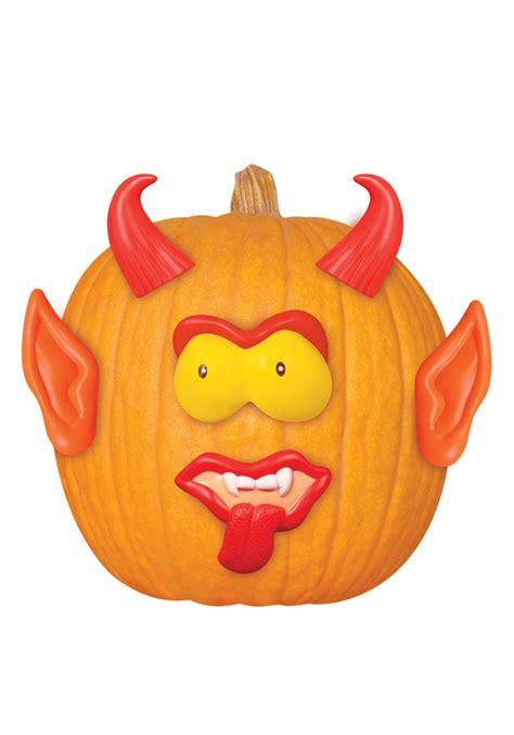 Mike Wazowski Pumpkin Carving Ideas by 28 Pumpkin Push Ins 22 Piece Pumpkin Push In Kit