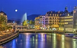 Geneva is the perfect place for a weekend away with the ...