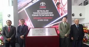 New Toyota 3S centre opens in Setia Alam | CarSifu
